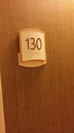 Residence Inn Atlantic City Airport Egg Harbor Township: Room Door