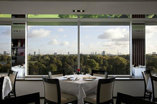 Restaurants Near Royal Garden Hotel Kensington