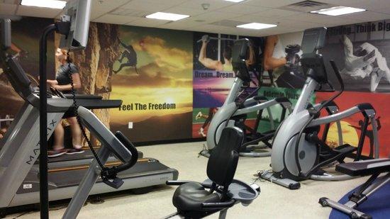 Residence Inn Atlantic City Airport Egg Harbor Township : Gym