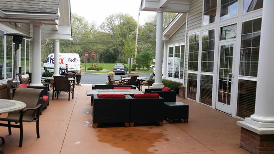 Residence Inn Atlantic City Airport Egg Harbor Township: Lounge Area