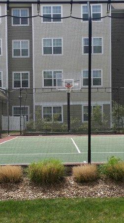 Residence Inn Atlantic City Airport Egg Harbor Township : Basketball Court