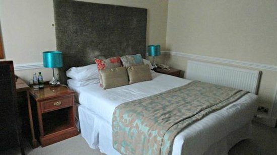 Cuillin Hills Hotel: Bedroom at Cullin Hills