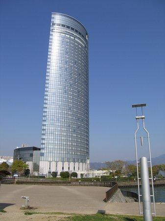 Lake Biwa Otsu Prince Hotel: mooie toren