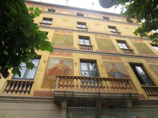 Catalonia Eixample 1864 : Hotel