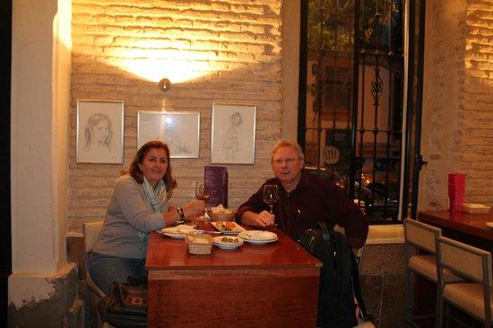 Ignacio Vidal Tapas-Restaurante