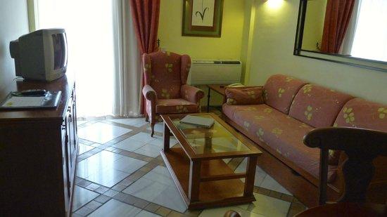 Hotel Las Aguilas: suite