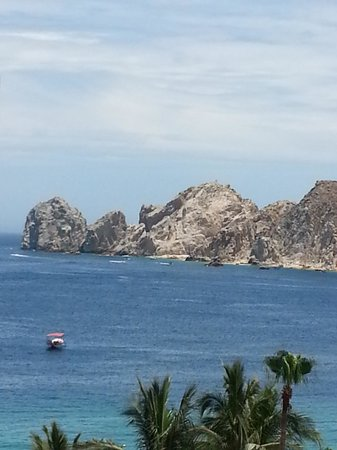 Cabo Villas Beach Resort: view from our room