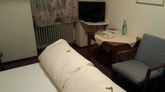 Kreuz-Post Hotel-Restaurant-Spa : Zimmer 46