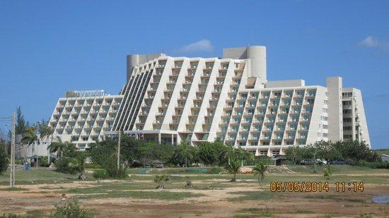 Blau Varadero Hotel Cuba: Devant l'hotel