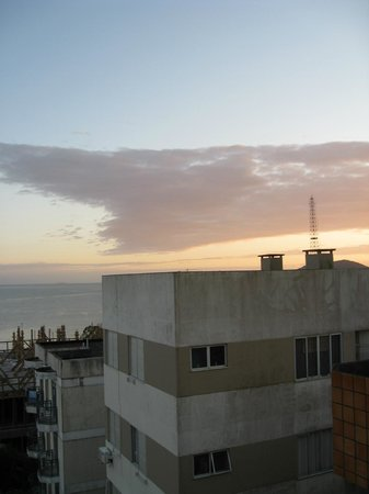 Varadero Palace Hotel: vista da sacada do quarto