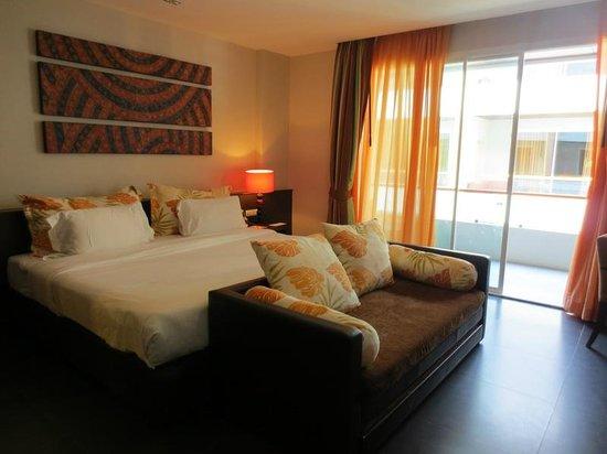 FuramaXclusive Sandara Hua Hin: ห้องพักแบบ Stylish Pool View