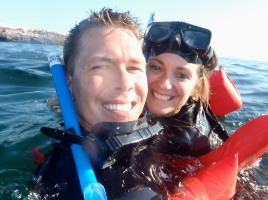 Marietas Islands: Snorkeling