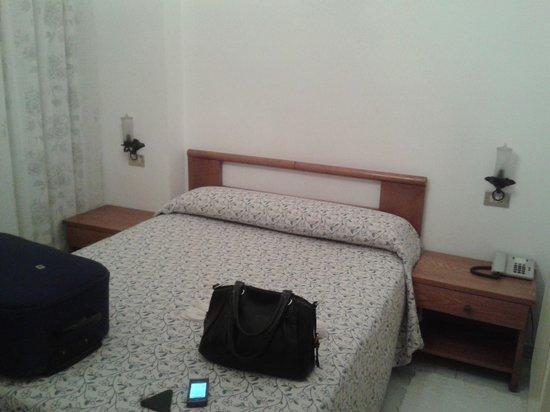 Pinzon: habitación