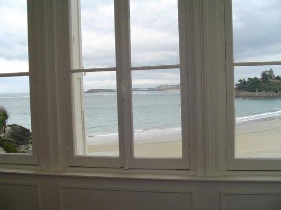 Villa Reine Hortense : la plage