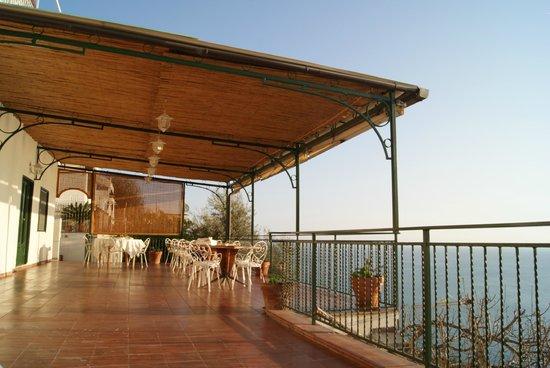 Casa Colomba Hotel : Terrasse
