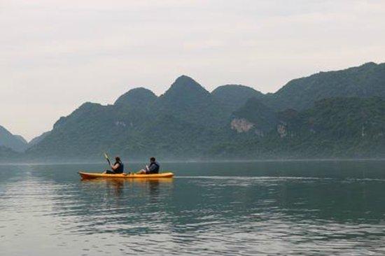 Darian Culbert: Kayaking
