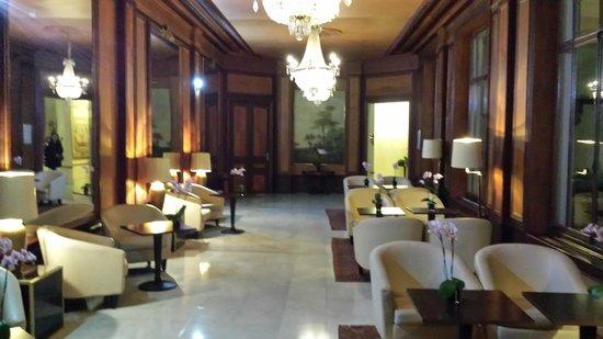 Saint James Albany Hotel-Spa: hotel