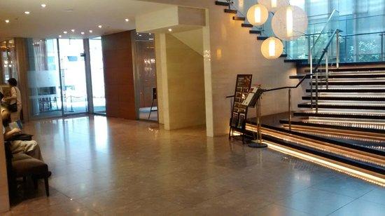 Hotel Sunroute Plaza Shinjuku : Lobby