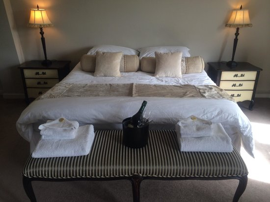 Waterhouse: My beautiful deluxe room