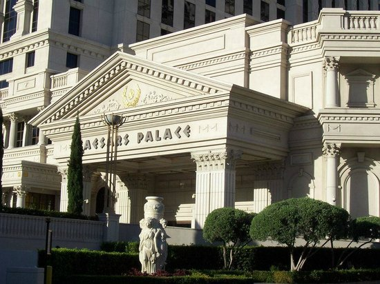 Caesars Palace : Entrance