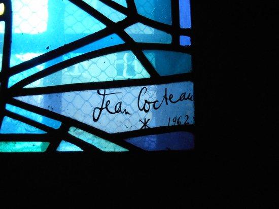 Saint Maximin: signature