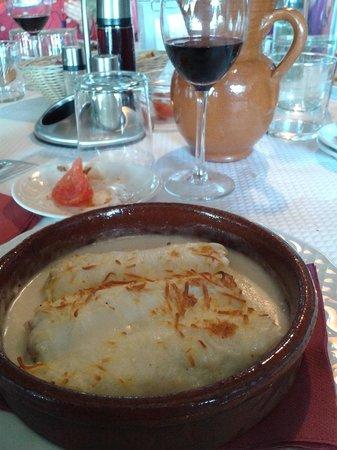 Restaurant Rita Porta : canelons
