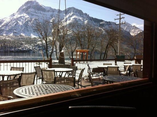 Bayshore Inn Resort & Spa: restaurant view