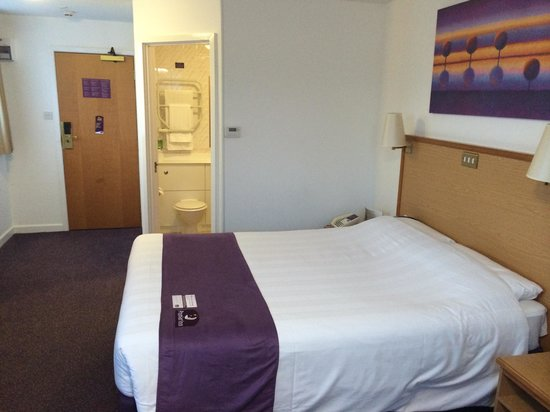 Premier Inn Edinburgh City Centre (Haymarket) Hotel: 1