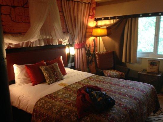 Legoland Windsor Resort Hotel: Our room