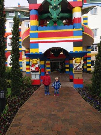 Legoland Windsor Resort Hotel: LEGOLAND HOTEL
