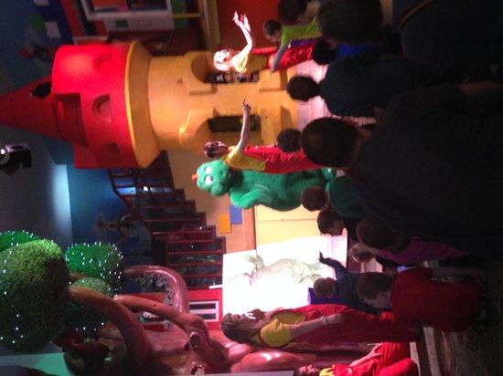 LEGOLAND Resort Hotel: Kids entertainment