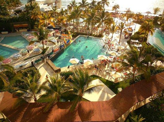 Now Amber Puerto Vallarta: balcony view