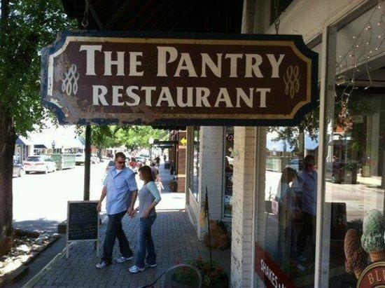 The Pantry Restaurant Mckinney Tx