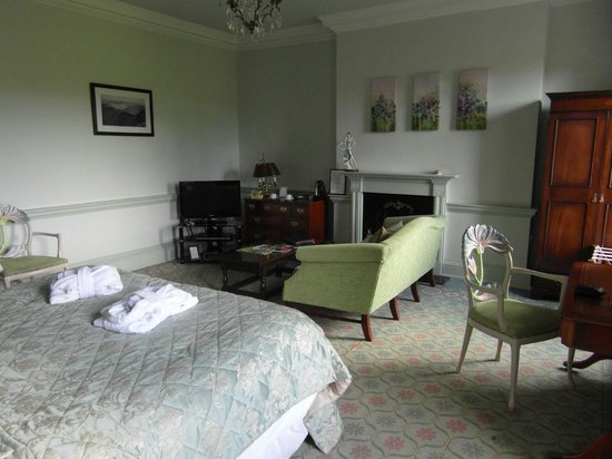 Peterstone Court Hotel: Room 201