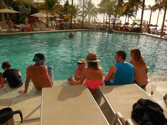 Now Amber Puerto Vallarta: poolside