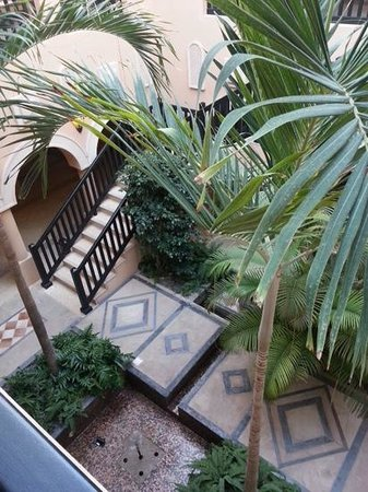 Sharq Village & Spa : Inside the lovely courtyard houses