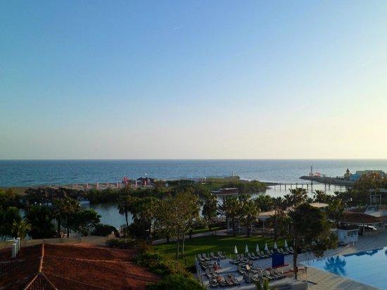 Letoonia Golf Resort: vue balcon