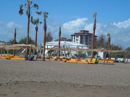 Letoonia Golf Resort: plage