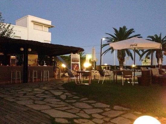 Hotel Subur Maritim : le bar