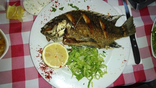 El Rancho : ST Peters Fish