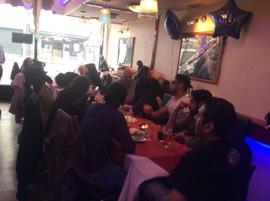 Bombay 7 Finest Indian Cuisine: Group