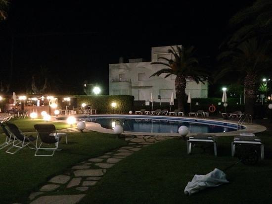Hotel Subur Maritim : bar piscine
