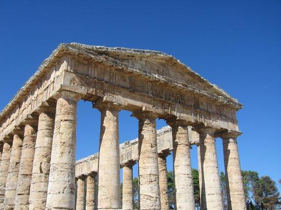Tempio di Segesta (Tempio Influenza Greca): SEGESTA TEMPLE