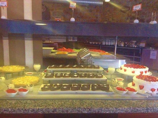 TUI Sensimar Marmaris Imperial Hotel: Puddings, puddings, puddings