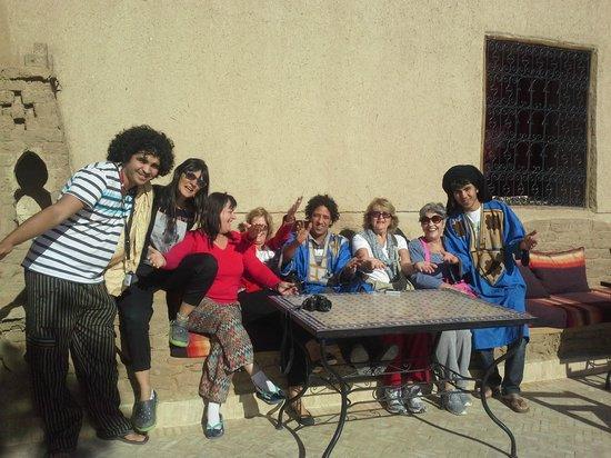 Original Marruecos - Private Day Tours: En la puerta del desierto!!Linda gente