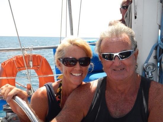 Random Wind: Diane & Trevor
