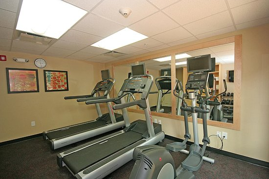 TownePlace Suites Aiken Whiskey Road: Get Fit Center