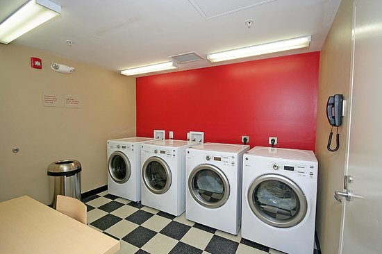 TownePlace Suites Aiken Whiskey Road: Guest Laundry