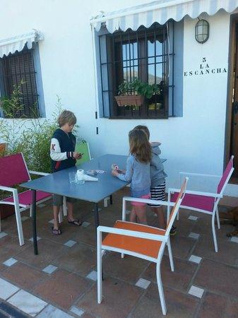 Casas Rurales La Molineta de Guaro: Uno spelen