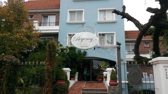 Regency Suites Hotel-Montevideo: fachada